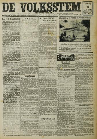 De Volksstem 1932-07-02