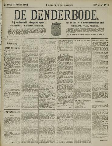 De Denderbode 1911-03-19