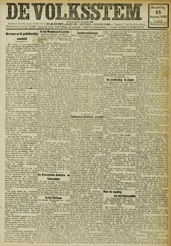 De Volksstem 1923-09-13