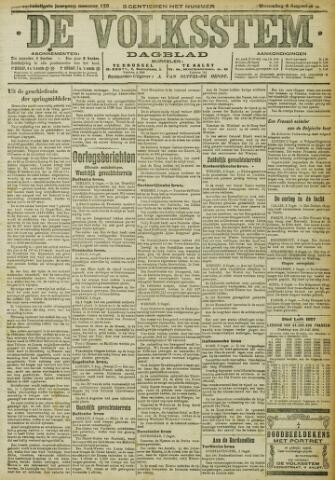 De Volksstem 1915-08-04