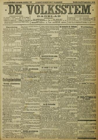 De Volksstem 1915-09-30