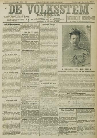De Volksstem 1910-09-08