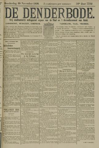 De Denderbode 1898-11-10
