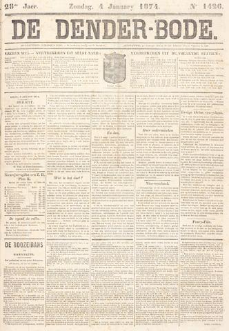De Denderbode 1874