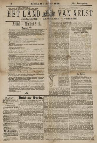 Het Land van Aelst 1888-02-19