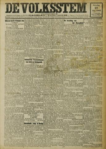 De Volksstem 1923-01-27