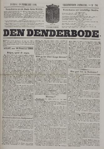 De Denderbode 1860-02-19