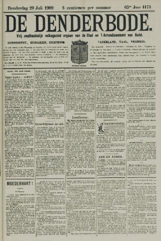 De Denderbode 1909-07-29