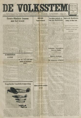 De Volksstem 1938-03-07