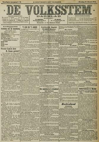 De Volksstem 1914-03-31