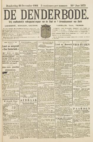 De Denderbode 1901-12-19