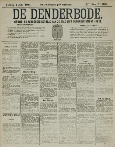 De Denderbode 1893-06-04