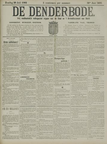 De Denderbode 1902-07-20