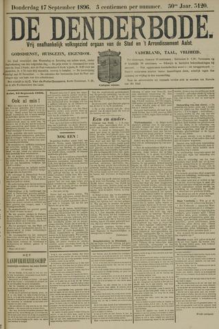 De Denderbode 1896-09-17