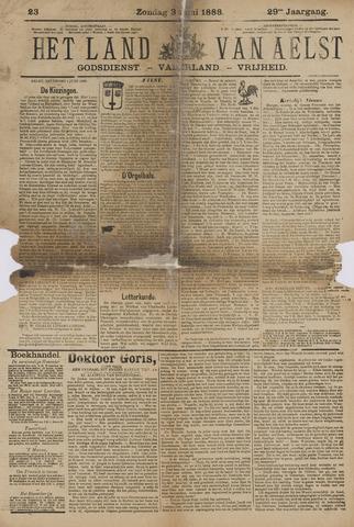 Het Land van Aelst 1888-06-03