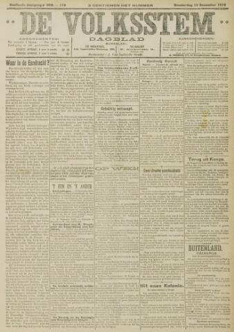 De Volksstem 1910-12-15