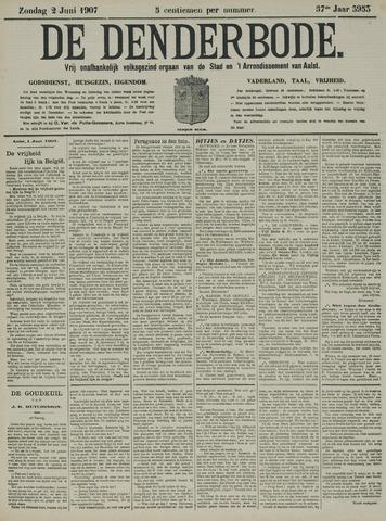 De Denderbode 1907-06-02