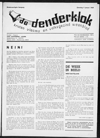 Denderklok 1969