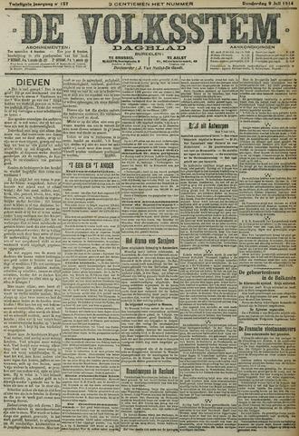 De Volksstem 1914-07-09