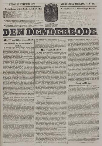 De Denderbode 1859-09-25