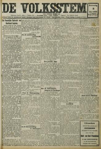 De Volksstem 1930-05-08