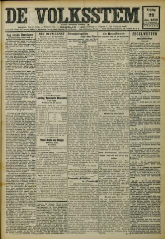 De Volksstem 1932-01-22