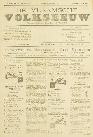 De Vlaamsche Volkseeuw 1932