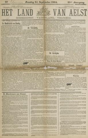 Het Land van Aelst 1884-09-14