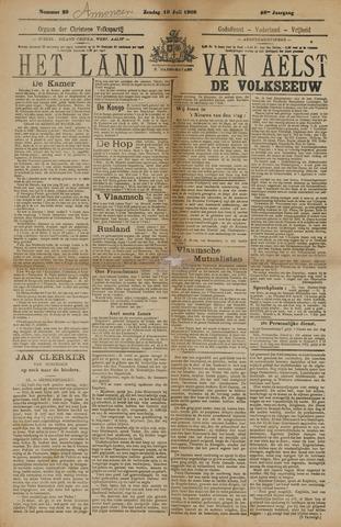 Het Land van Aelst 1908-07-19