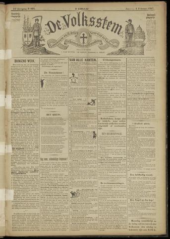De Volksstem 1907-02-02