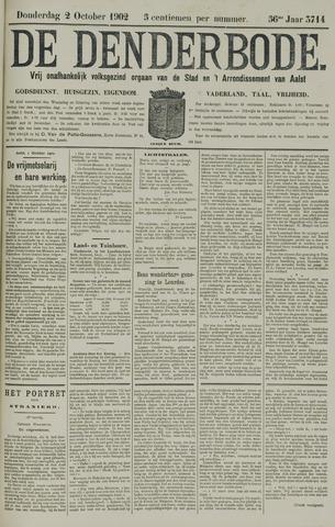 De Denderbode 1902-10-02