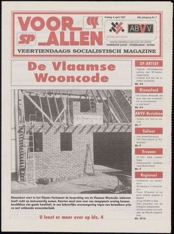 Voor Allen 1997
