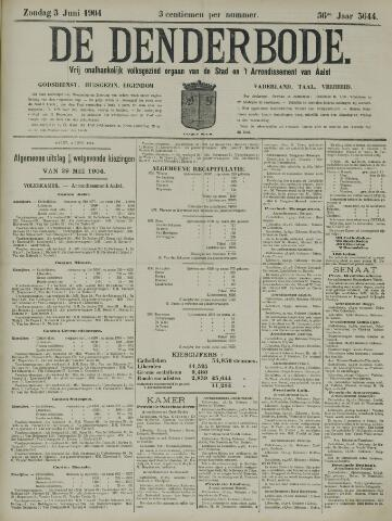 De Denderbode 1904-06-05