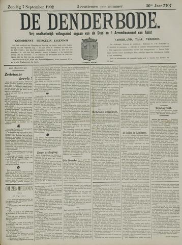 De Denderbode 1902-09-07