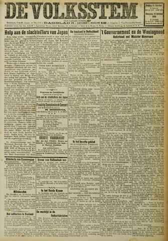 De Volksstem 1923-10-14