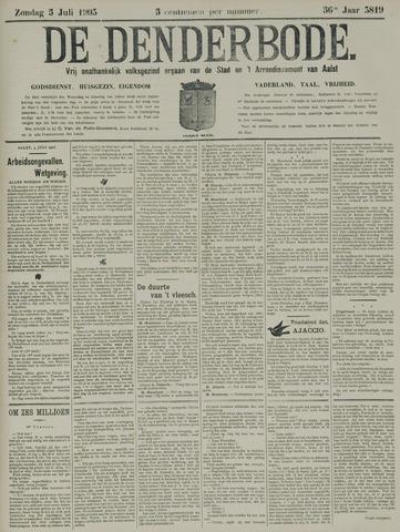 De Denderbode 1903-07-05