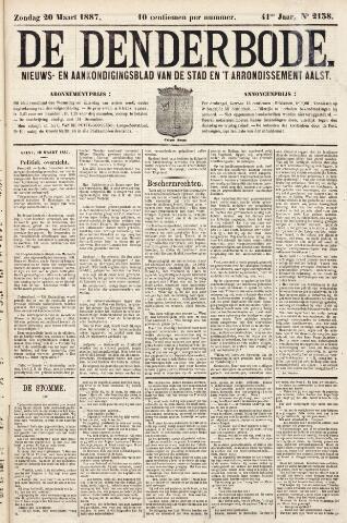 De Denderbode 1887-03-20