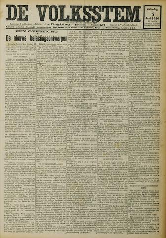 De Volksstem 1926-06-05