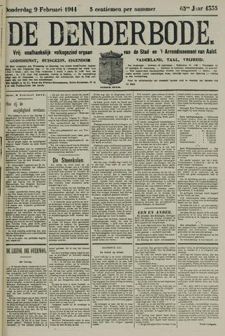 De Denderbode 1911-02-09