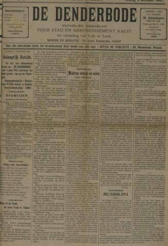De Denderbode 1923-12-02