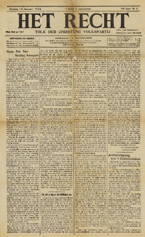 Het Recht 1909