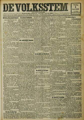 De Volksstem 1923-06-01