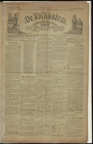 De Volksstem 1910-05-14