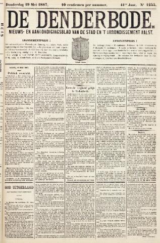 De Denderbode 1887-05-19