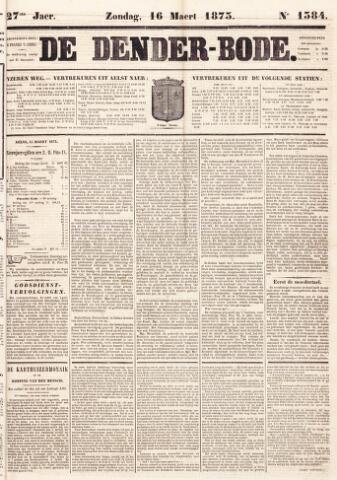 De Denderbode 1873-03-16