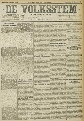 De Volksstem 1914-03-28
