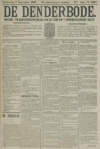 De Denderbode 1893-09-07