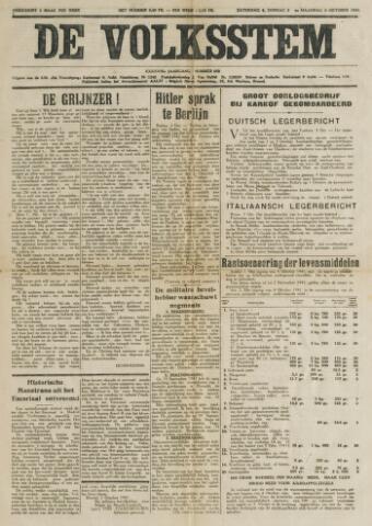 De Volksstem 1941-10-04
