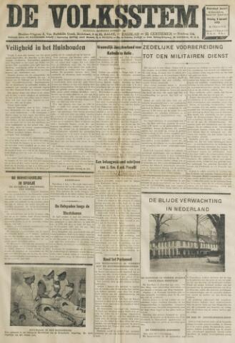De Volksstem 1938-01-03