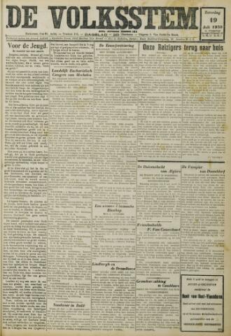 De Volksstem 1930-07-19